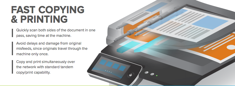 Sharp-printing-scanning-features