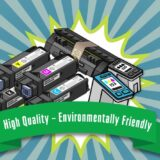 Going Green: [video] Remanufactured Cartridges Save Money Without Sacrificing Quality